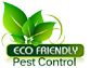 Eco-friendly Pest Control Logo